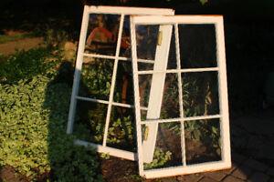 Woodent Window frames