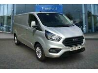 2020 Ford Transit Custom 300 Limited L2 LWB FWD 2.0 EcoBlue 130ps Low Roof, AIR