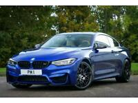 2019 BMW M4 3.0 BiTurbo GPF Competition DCT (s/s) 2dr