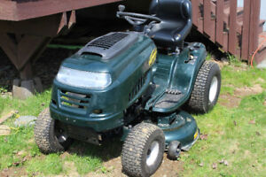 Yard Works Tractor 19.5 HP