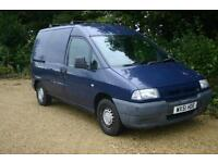 DIESEL Peugeot Expert 1.9D Van with MOT Long MOT till 27-08-2017 NO ADVISORIES
