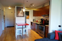 Loft/Condo for rent Dorval, new building. Indoor parking / Gym