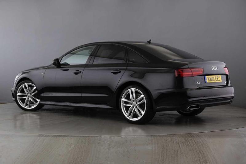 2018 Audi A6 Black Edition 20 Tdi Ultra 190 Ps S Tronic Diesel Black