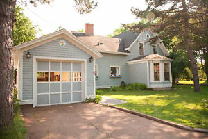 Heritage home for rent in the city of Summerside
