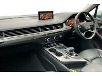 2016 Audi Q7 SE 3.0 TDI quattro 218 PS tiptronic Estate Diesel Automatic