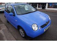 Volkswagen Lupo 1.4 S (blue) 1999