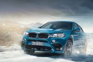 BMW WINTER WHEEL & TIRE PACKAGE / KIT DE MAG ET PNEUS D'HIVER