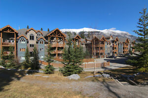 Super Private Canmore Condo