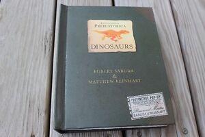 ENCYCLOPEDIA  PREHISTORIC  DINOSAURS     POP-UP   BOOK