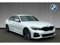 2019 BMW 3 Series 330i M Sport Saloon Auto Saloon Petrol Automatic
