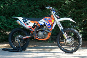 2008 KTM 505 SX-F Great Condition New Tires & Chain