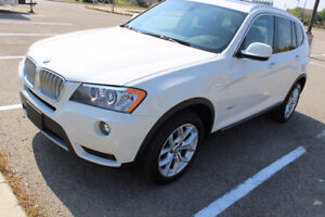 2014 BMW X3 Navigation & Premium Package