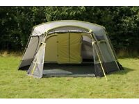 Quality Large Family Tent - Outdoor Revolution VRX Scenic 4.2 - PLUS LOTS OF CAMPING ACCESSORIES