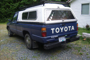 1986 Toyota pick up  truck diesel, collector
