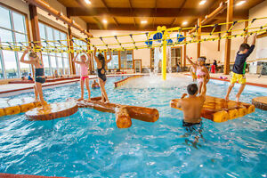 Last Minute Spring Break Deal at Elkhorn Resort, Manitoba