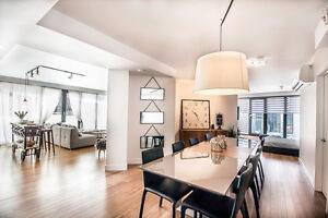 Condo/appartement a louer / rental au vieux port de Montreal