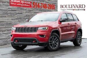 Jeep Grand Cherokee 4WD TRAILHAWK CUIR TOIT PANO ATTELAGE REMORQ