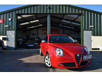 2010 Alfa Romeo MiTo 1.4 16V PETROL MANUAL Lusso RED NEW CLUTCH