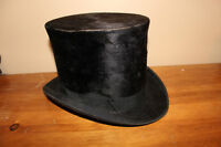 Old Antique Top Hat