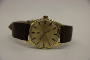 **VINTAGE** Omega Geneve Cal. 522 Automatic Men's Watch (#14690)
