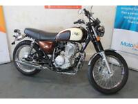 2018 MASH ROADSTAR 400CC EURO 4 *FINANCE AVAILABLE, UK DELIVERY*