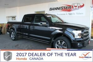 2015 Ford F-150 Lariat SPORT Supercrew 4X4 EcoBoost