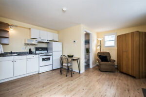 North End Halifax Bachelor Apartment - Avail. July 1st