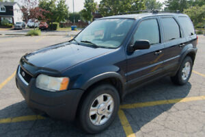 Ford escape 2004 AWD XLT