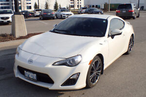 2014 Scion FR-S Special Edition Monogram Coupe (2 door)