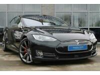2015 Tesla Model S E P90D CVT 4x4 5dr (Nav) Saloon Electric Automatic