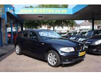 2006 06 BMW 1 SERIES 2.0 118D ES 5 DOOR 121 BHP DIESEL BLUE