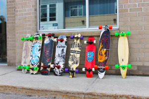 Pro Quality Longboards at Wholesale Pricing