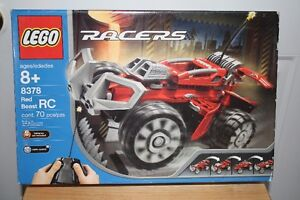 LEGO RACER SET # 8378 RED BEAST RC