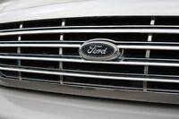 2008 Ford Crown Victoria LX Sedan