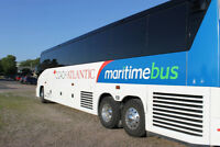 Looking for Bus Drivers in the Saint John Area