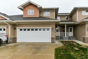 Quick Possession! Leduc Condo with Double Garage only $298,500
