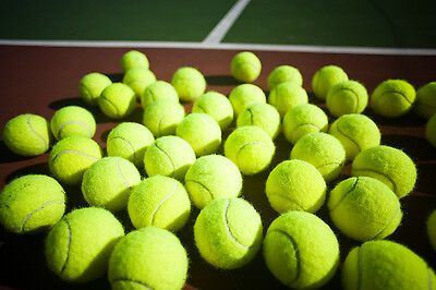 15 USED TENNIS BALLS - GREAT CONDITION - CHEAPEST PRICE