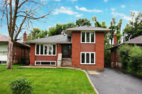house for rent near Victoria PArk and 401