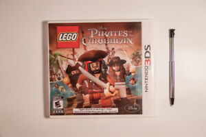 LEGO Pirates of the Caribbean Nintendo 3DS Game + Touch Pen