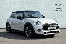 image for 2019 MINI HATCHBACK 2.0 Cooper S Exclusive II 3dr Auto Hatchback Petrol Automati