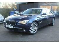 2012 12 BMW 7 SERIES 3.0 730D SE 4D 242 BHP DIESEL