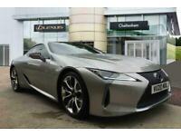 2020 Lexus LC COUPE 500h 3.5 Sport+ 2dr Auto Coupe Petrol/Electric Hybrid Automa