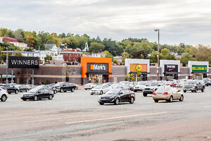 RETAIL SPACE FOR LEASE - BRIDGEWATER MALL & EASTSIDE PLAZA