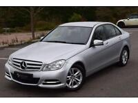 2013 13 MERCEDES-BENZ C CLASS 2.1 C220 CDI BLUEEFFICIENCY EXECUTIVE SE 4D AUTO 1
