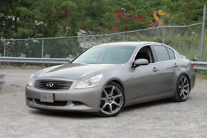 2007 Infiniti G35 Sport Sedan - Safety and Etest included