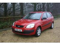 AUTOMATIC Kia Rio 1.4 Zapp done 78286 Miles with SERVICE HISTORY and Long MOT