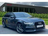 2018 Audi A6 Avant Black Edition 2.0 TDI ultra 190 PS S tronic Auto Estate Dies