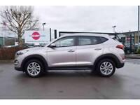 2016 HYUNDAI TUCSON Hyundai Tucson 1.7 CRDi Blue Drive SE 5dr 2WD