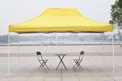 10 x 15 Canopy  Heavy Duty Commercial Fair Car Shelter Weddi