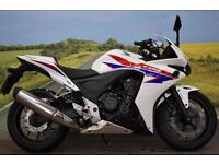 Honda CBR500R **Oxford Heated Grips, ABS, H.I.S.S**